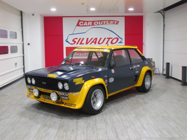 Fiat 131 Rally Verini