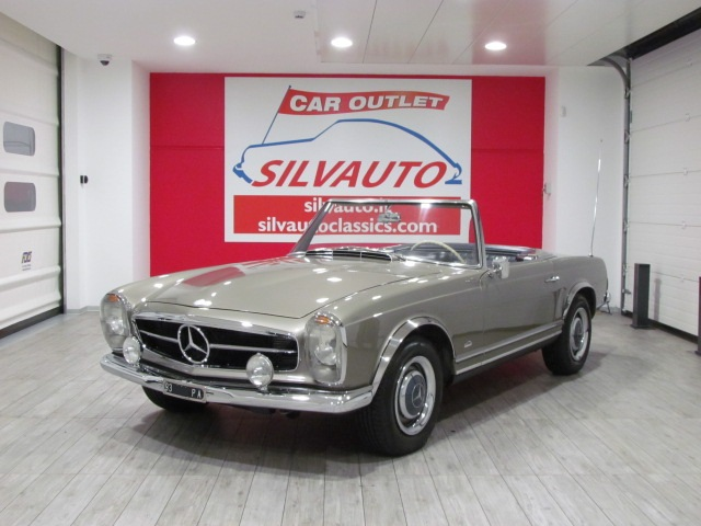 Mercedes Benz SL 250 W113